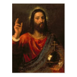 Christ Saviour, c.1570 Postcard