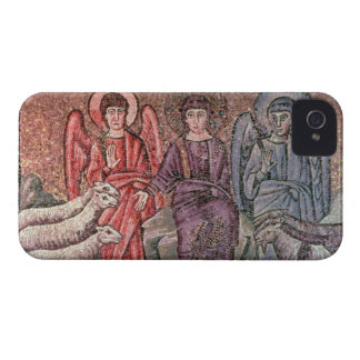 Christ Separates the Sheep from the Goats, 6th cen iPhone 4 Case