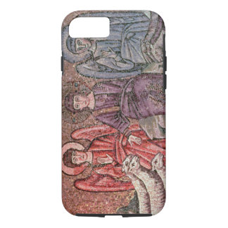 Christ Separates the Sheep from the Goats, 6th cen iPhone 8/7 Case