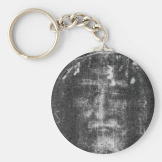 Christ - Shroud Of Turin Key Chains