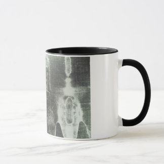 Christ - Shroud Of Turin Mug
