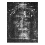 Christ - Shroud Of Turin Post Cards