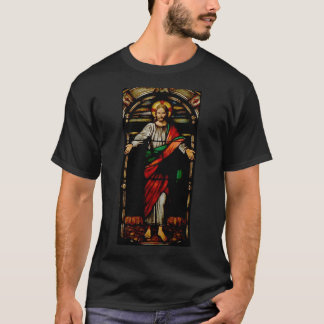Christ Stained Glass T-Shirt