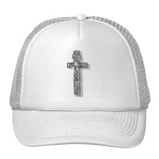 Christ sur croix 3D Hats