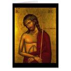 Christ the Bridegroom Icon Card