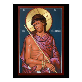 Christ the Bridegroom Prayer Card
