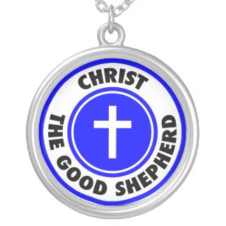 Christ the Good Shepherd Necklace