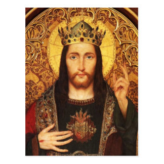 Christ the King Postcard