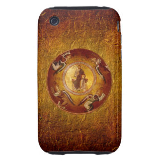 Christ the Pantokrator Christian Iconography Tough iPhone 3 Case