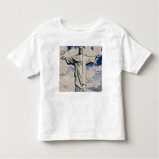 Christ the Redeemer Art Toddler T-Shirt