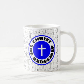 Christ the Redeemer Basic White Mug