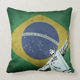 Christ the Redeemer Cushion