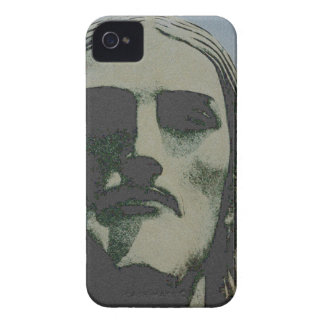 Christ the Redeemer face - RIO Case-Mate iPhone 4 Cases