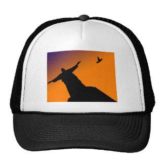 Christ the Redeemer Mesh Hat