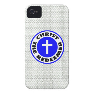 Christ the Redeemer iPhone 4 Covers