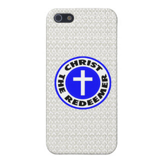 Christ the Redeemer iPhone 5/5S Covers