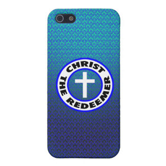 Christ the Redeemer iPhone 5 Cases