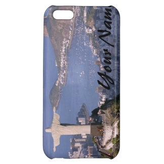 Christ the Redeemer personalized iPhone 5C Cases