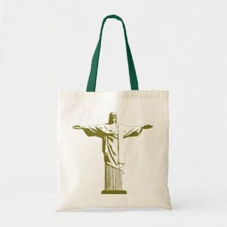 Christ the Redeemer . Rio de Janeiro Tote Bag