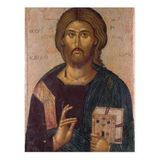 Christ the Redeemer, Source of Life, c.1393-94 Postcard