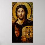 Christ the Saviour Poster Print