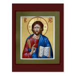 Christ the Teacher Prayer Card