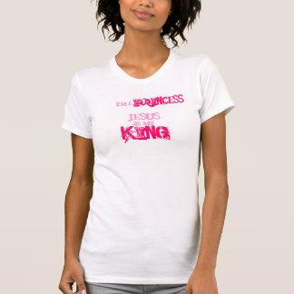 "Christ Walk Apparel ""I'm a Princess"" t-shirt"