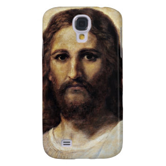 Christ with Compassionate Eyes Galaxy S4 Case