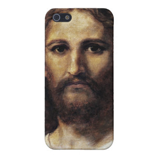 Christ with Compassionate Eyes iPhone 5/5S Cover
