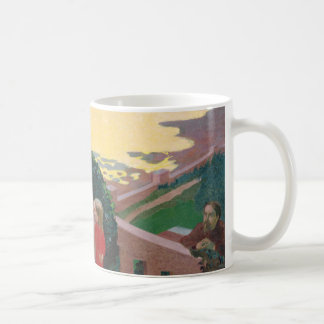 Christ with the Children, 1910 Coffee Mug