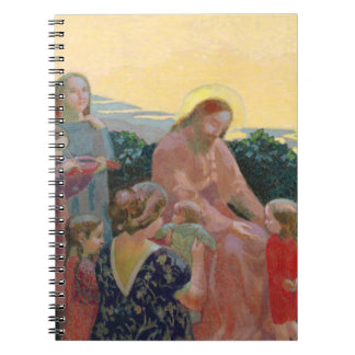 Christ with the Children, 1910 Notebooks