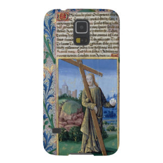 Christ with the Cross and the orb Galaxy S5 Cover