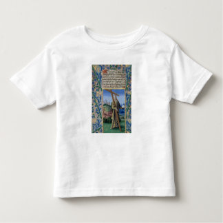 Christ with the Cross and the orb T Shirts