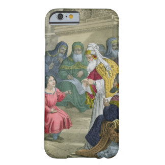 Christ with the Doctors in the Temple, from a bibl Barely There iPhone 6 Case