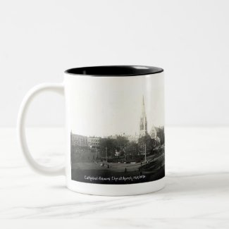 Christchurch, NZ, Souvenir Mug