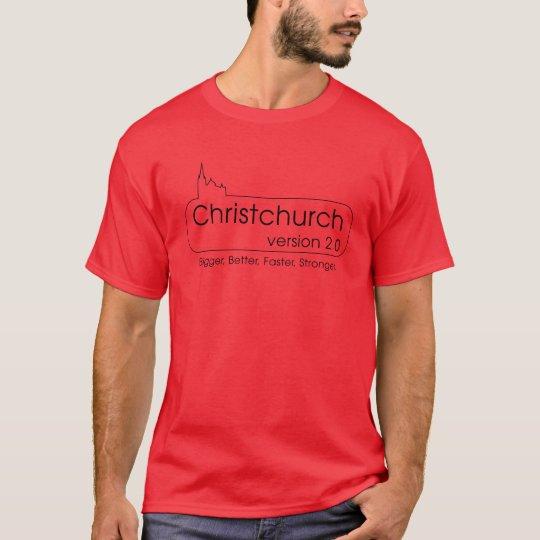 Christchurch Version 2 T-Shirt