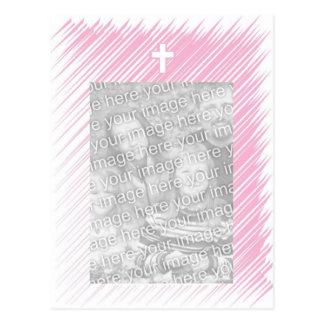 Christening/Baptism Invitation (Girl) Postcard
