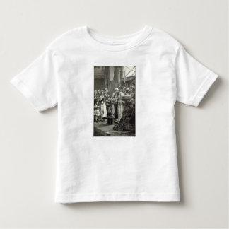 Christening of the Princess Louise Toddler T-Shirt