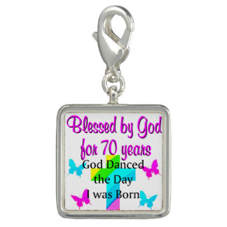 CHRISTIAN 70TH BIRTHDAY
