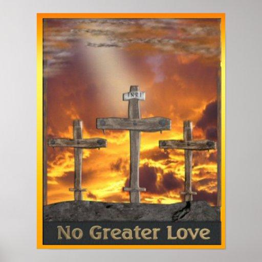 Christian art poster