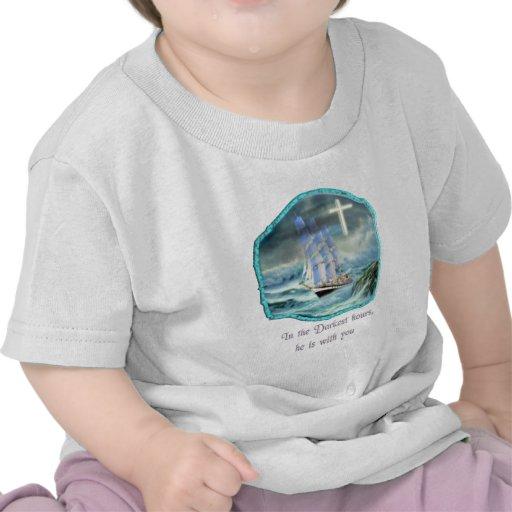 christian art t-shirt