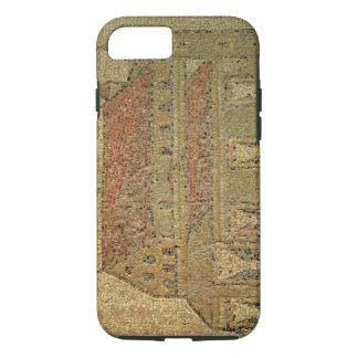 Christian basilica, mosaic pavement, Roman period, iPhone 8/7 Case