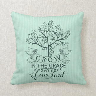 Christian Bible Quote Pillow