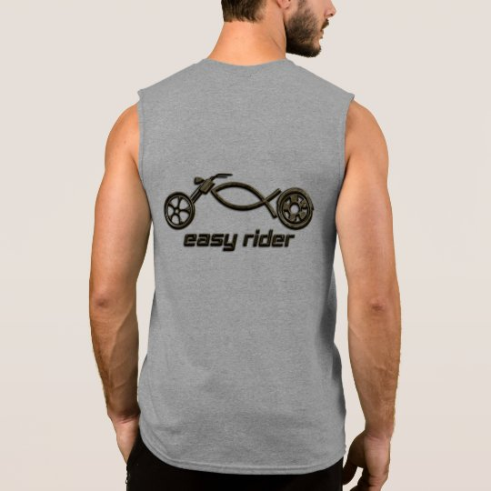 Christian Biker Sleeveless Shirt