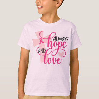 Christian Breast Cancer Awareness with Scripture T-Shirt