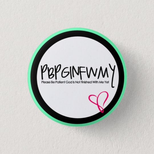"Christian Button ""PBPGINFWMY"""