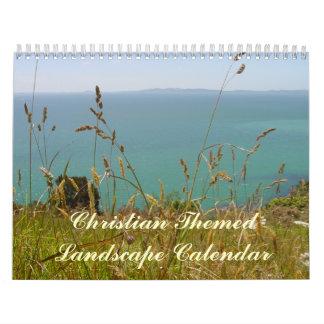 Christian Calendar - Landscapes