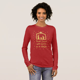 Christian Christmas Nativity Jesus T Shirt