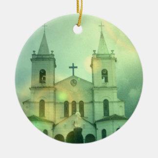 Christian Church Ornament