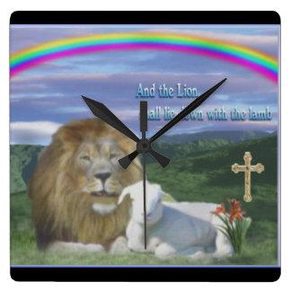 christian clocks